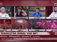 Habertürk Kanalından Kovulan Prof. Nurşen Mazıcı