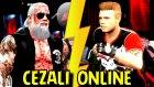 Junior Babo İle Efsane Dövüsler | Cezali Wwe 2k16 Online | Ps4 Türkçe