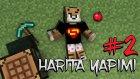 Minecraft: Harita Yapımı - Bölüm 2 - Hile Lobisi - Oyunbaztivi