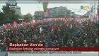 Recep Tayyip Erdoğan'ın Sesi Kısıldı ( Van Mitingi ) 27 Mart 2014