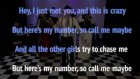 Scott Bradlee Postmodern Jukebox - Call Me Maybe (Karaoke Version)