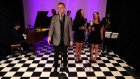 Scott Bradlee Postmodern Jukebox - Never Gonna Give You Up (feat. Clark Beckham)