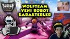 WOLFTEAM - ÜNİVERSİTELİ  YENİ REBOOT KARAKTERLER !