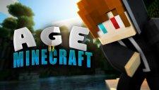 KORKUDAN VİDEOYU KAPATTIM ! (Ciddi) - Modlu Age of Minecraft #3