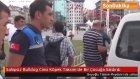 Sahipsiz Bulldog Cinsi Köpek Taksim'de Bir Çocuğa Saldırdı