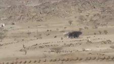 Sosyal Medya Suudi Arabistan'da Çekilen Ufo Görüntüleri Konuşuyor