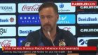 Vitor Pereira: Monaco Maçına Yeterince Hazırlanamadık