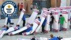 Dünyanın En Uzun İnsan Dominosu