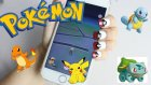 Pokemon Pokeball Nail Art | İlham : Pokemon Go