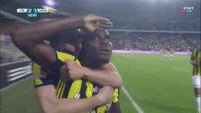 Fenerbahce 2-1 Monaco Gol:Emmanuel Emenike Dk:61 (27 Temmuz Çarşamba 2016)