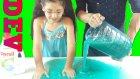 Dev Borakssız Tutkalsız Slime Ultra Büyük Guar Gum Slime Nasıl Yapılır