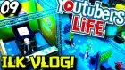 Geziyoruz Ilk Vlog | Youtubers Life Türkçe | 9.Bölüm