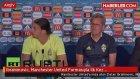 Ibrahimovic, Manchester United Formasıyla İlk Kez Galatasaray'ın Karşısına Çıkacak