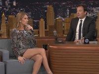 Jimmy Fallon Show'da Celine Dion'dan Taklitler