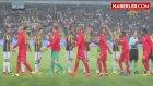 Monaco Maçı Hakemi Jesus Gil, Fenerbahçe'ye Köstek Oldu