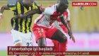 Salih Uçan, Monaco Maçında Az Kalsın Jeneriklik Gol Atıyordu