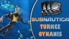 Suların En Tehlikeli Yaratığı   Subnautica Türkçe Oynanış   Bölüm 11 - Spastikgamers2015