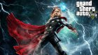 Gta V Modları - Thor Modu - Burak Oyunda