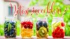 İnceltici & Vitaminli Detoks Suyu Tarifleri  - Cilt Bakımı