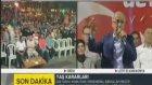 Kalkınma Bakanı Lütfi ELVAN Konya Demokrasi Nöbetinde halka hitap etti