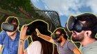 Oyungezer Çığlık Atıyor (Roller Coaster - Sanal Gerçeklik)