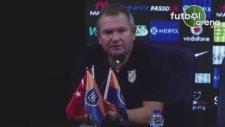 Rijeka Teknik Direktörü Matjaz Kek: 'Turu geçeceğimize inanıyorum'