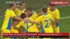 West Ham, Avrupa Ligi 3. Ön Eleme Turunda Domzale'ye 2-1 Mağlup Oldu