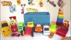 Arabalar! Araba Koleksiyonum! Rescue Arabaları! Monster Trucks! Cars!