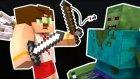 Dev Savaşları | Minecraft Evi