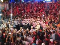 Kızılay'daki Zikirli Demokrasi Nöbeti