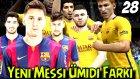 Türkiyenın Messi'si Ümidi Farki | Fifa 16 Oyuncu Kariyeri | 28.Bölüm | Ps 4