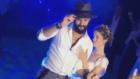 Burcu Biricik Ve eşi Emre Yetkin'in Kıskandıran Dansı