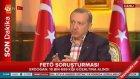 Cumhurbaşkanı Erdoğan: İlk Olarak Eniştem Ziya Beni Aradı İnanamadım
