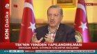 Erdoğan: Kuvvet komutanları Savunma Bakanı'na Bağlanacak