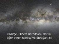 Gece Neden Karanlıktır - Olbers Paradoksu