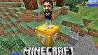 Şanssız Tunçlar | Minecraft Şans Blokları | Bölüm 12 - Oyun Portal