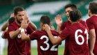Trabzonspor, Györi ETO'yu 2-0 mağlup etti
