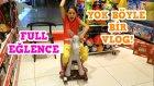 Vlog - Oyuncak Alışverişi Yaptık Hayranlarımızla Tanıştık Süper Bir Gündü