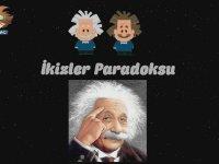 En Basit Tanımı ile İzafiyet Teorisi ve İkizler Paradoksu