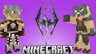 Skyrim Haritası Minecraftta | Ps4 Minecraft | Bölüm 1 - Oyun Portal