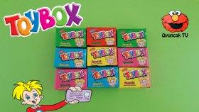 ToyBox Sürpriz Oyuncaklı Kutu Açılımı, ToyBox Sürpriz Oyuncaklar,  Surprise Unboxing