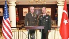 ABD Genelkurmay Başkanı Dunford Meclis'te