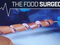Ameliyat Titizliğinde Sosis Yapımı