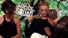Cara Delevingne, Suicide Squad Oyuncularının Meme Uçlarını Bulmaya Çalışıyor