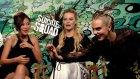 Cara Delevingne Suicide Squad Oyuncularının Meme Uçlarını Bulmaya Çalışıyor