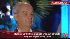 İlker Başbuğ: Erdoğan Cemaate Karşı Tek Başına Savaş Verdi (Tarafsız Bölge 1 Ağustos Pazartesi)