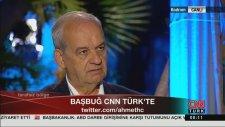 İlker Başbuğ'un Askerlik Sorusu Ahmet Hakan'ı Zor Duruma Soktu