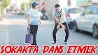 Sokakta Dans Ederek Arkadaş Edinmek! - Leafgaming35
