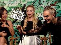 Suicide Squad Oyuncularının Meme Uçlarını Bulmaya Yarışması