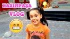 Vlog - Kasımpaşadayız Gezdik Parka Girdik  Döndük Koştuk Takla Attık :)